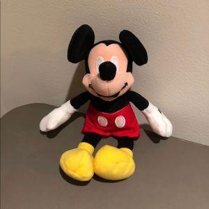Disney Small Mickey Mouse Plush